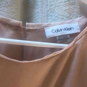 Calvin Klein Tops - Calvin Klein Blush Blouse